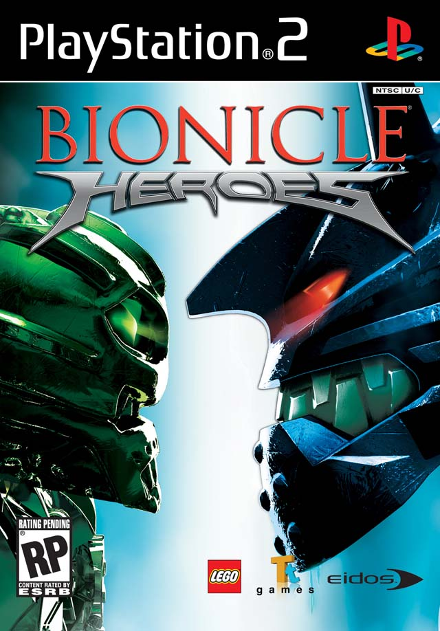 Lego bionicle PS2 (2)