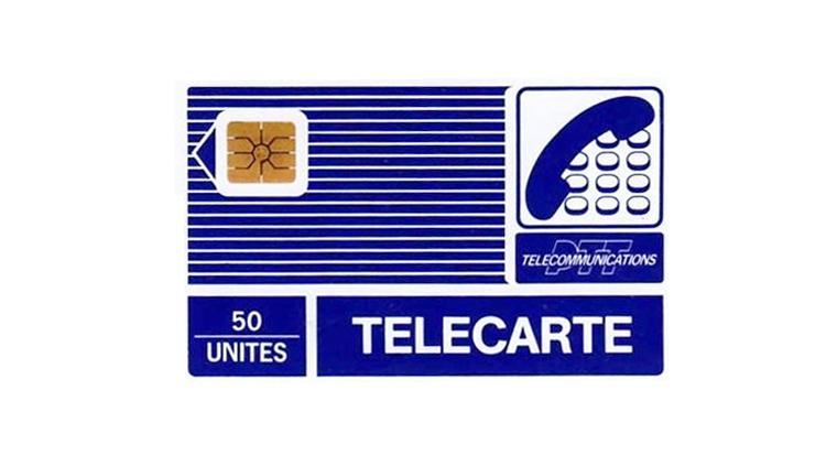 Maison Ecologie Numerique_Telecarte puce France Telecom