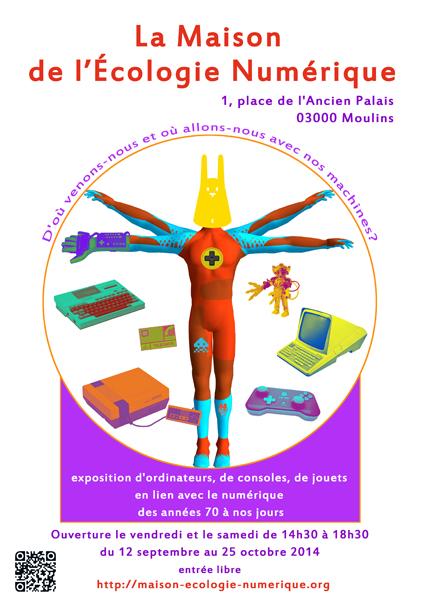 Maison Ecologie Numerique_affiche site