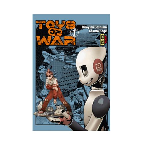 Toys of War_Maison Ecologie Numerique
