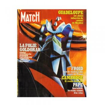 Goldorak Paris Match Maison Ecologie Numerique