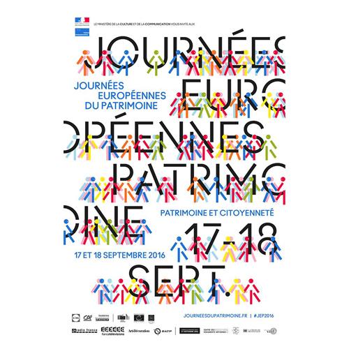 JEP 2016 affiche Maison Ecologie Numerique