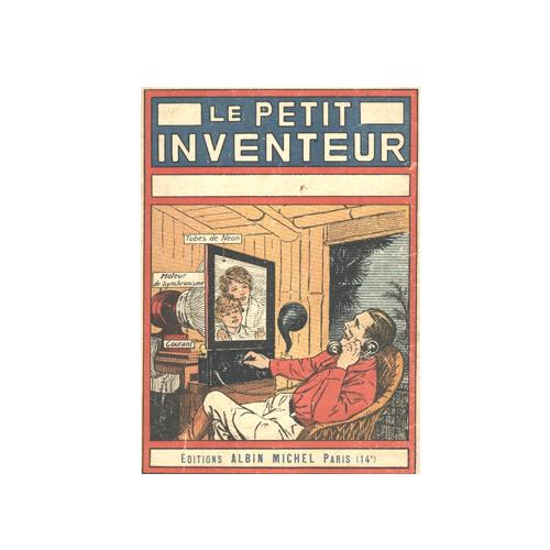 Le petit inventeur _ Maison Ecologie Numerique