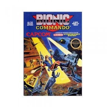 Bionic commando -_ Nes_ Maison Ecologie Numerqiue