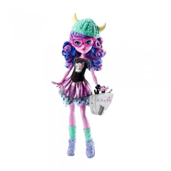 Kjersti Trollson _ Monster High _ Maison Ecologie Numerique