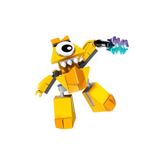 Teslo _ Mixels _ Lego _ Maison Ecologie Numerique