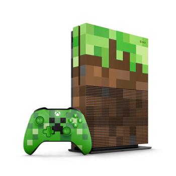 Xbox One S - Minecraft _ Maison Ecologie Numerique